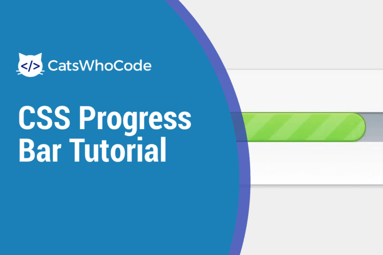 HTML/CSS Progress Bar
