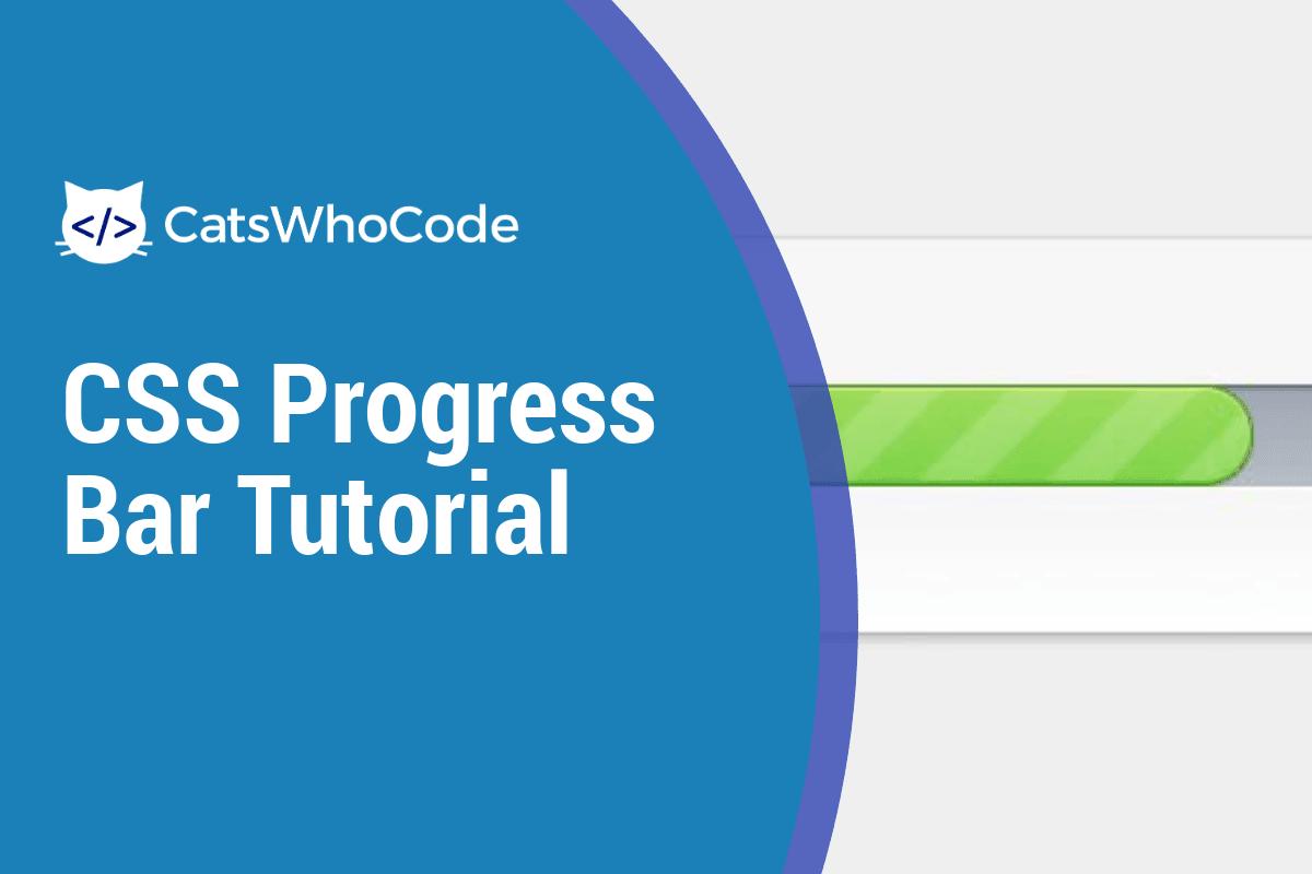 HTML/CSS Progress Bar