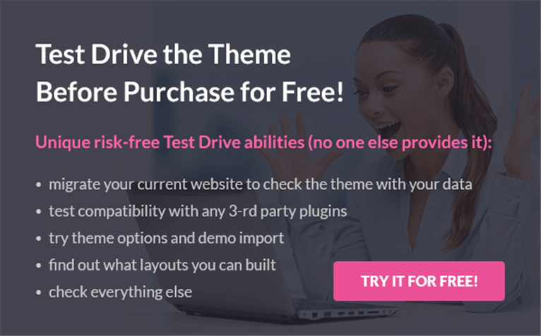 Effective WordPress solutions for building product demo 1