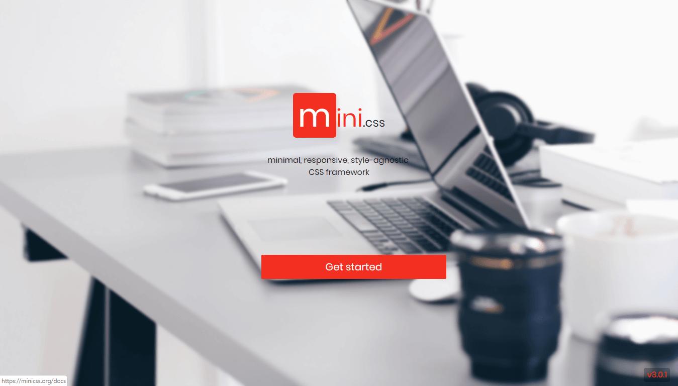 Mini CSS