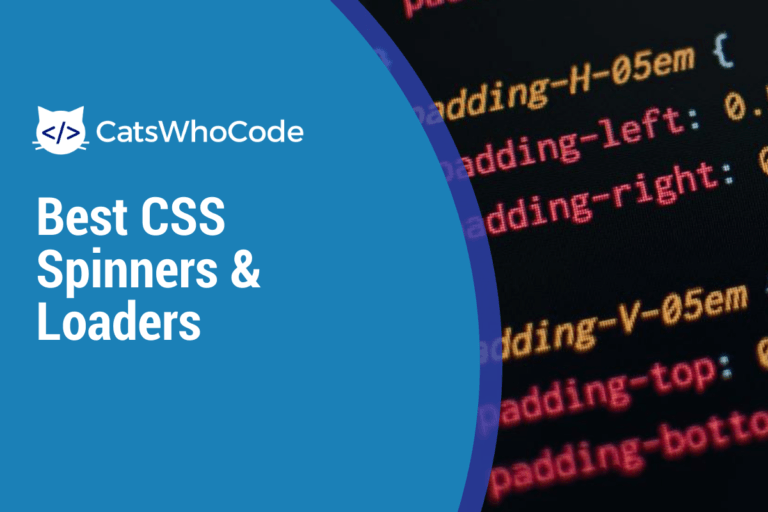 CSS Spinners and Loaders