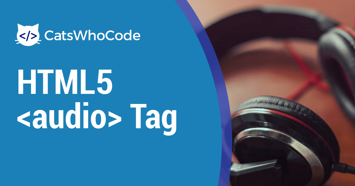 HTML5 Audio Tag