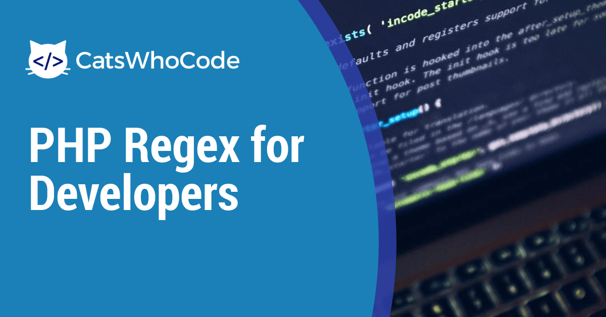 PHP Regex for Developers
